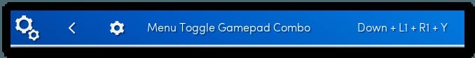 menu toggle RetroArch   emulator do wszystkiego !
