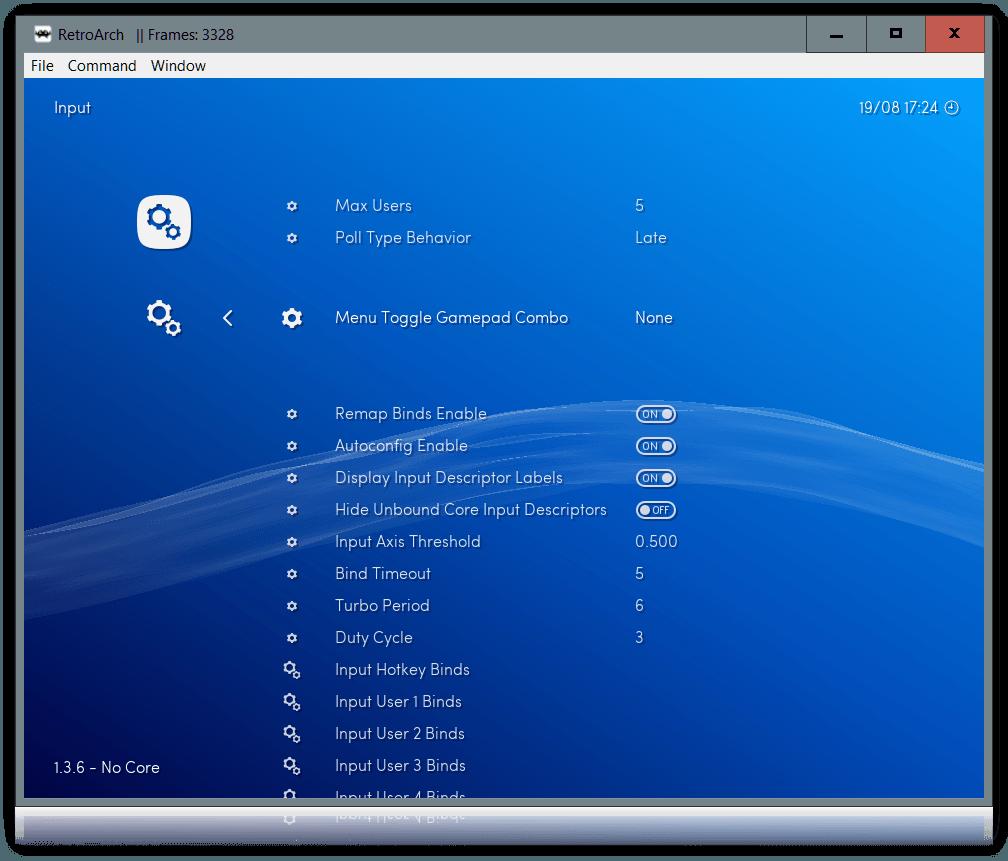 retroarch main RetroArch   emulator do wszystkiego !