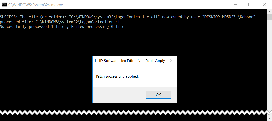logon fix Kompletnie pozbywamy się ekranu blokady z Windows 10 Anniversary Update