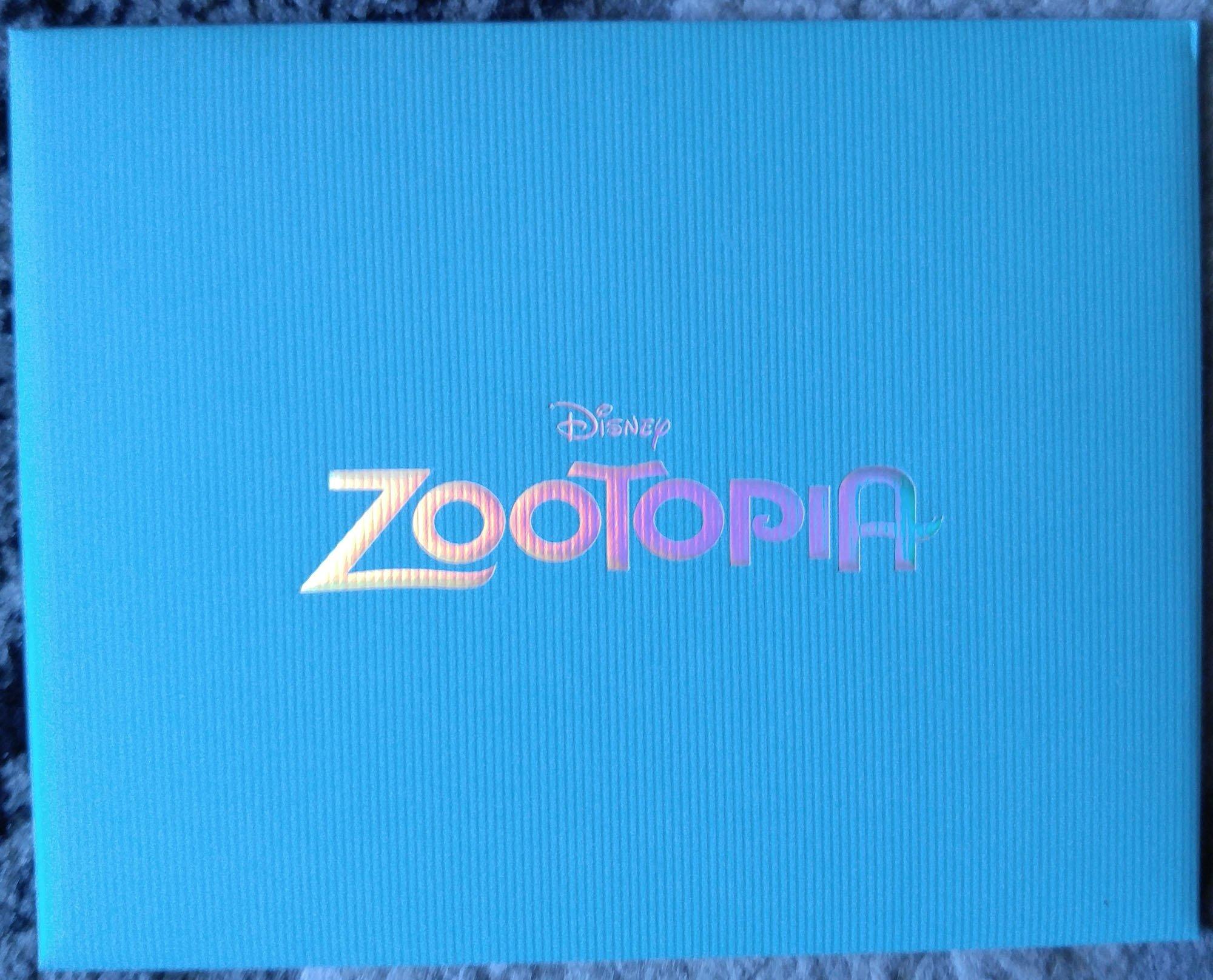 pocztowki Jestem kolekcjonerę #2 Zootopia Kimchi Collection