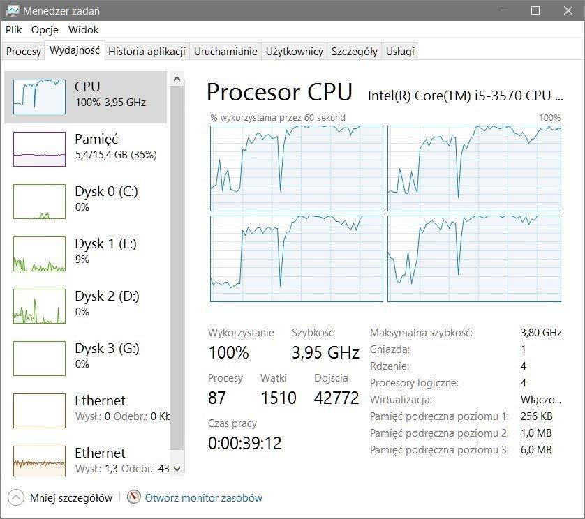 2016 11 24 19h38 10 Jak obciążyć nasz procesor w 100% w systemie Windows.